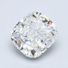 推荐宝石 4:1.32 克拉垫形切割