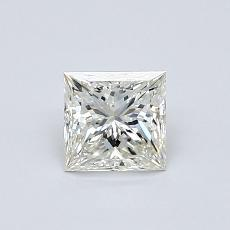 Recommended Stone #3: 0.64-Carat Princess Cut