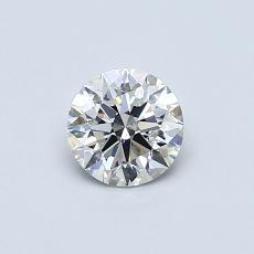 推薦鑽石 #2: 0.46  克拉圓形切割