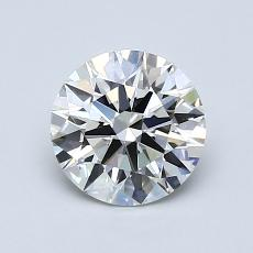 Recommended Stone #3: 1.11-Carat Round Cut