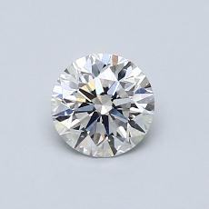 Recommended Stone #4: 0.60-Carat Round Cut