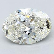 Recommended Stone #2: 2,01-Carat Oval Cut