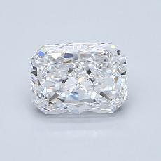 推薦鑽石 #2: 1.00 克拉雷地恩明亮式切割