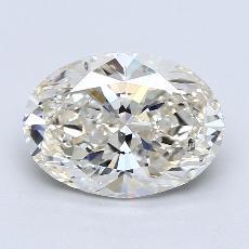 推薦鑽石 #3: 3.21  克拉橢圓形切割