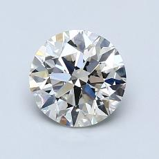 Recommended Stone #2: 1,16-Carat Round Cut