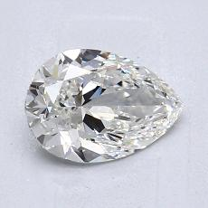 Recommended Stone #4: 1,01-Carat Pear Shaped
