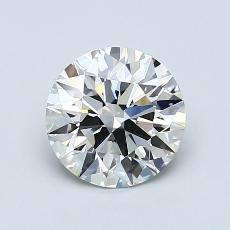 Recommended Stone #3: 1,11-Carat Round Cut