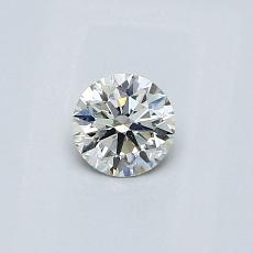 Recommended Stone #2: 0.32-Carat Round Cut