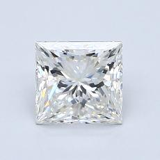 Recommended Stone #2: 1.20-Carat Princess Cut