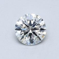 Recommended Stone #3: 0,58-Carat Round Cut