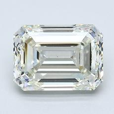 Recommended Stone #3: 2.31-Carat Emerald Cut