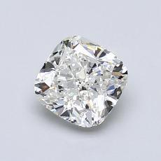 推荐宝石 4:1.01 克拉垫形切割