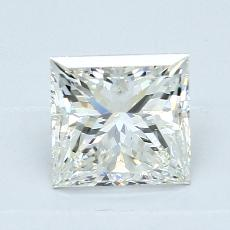 Recommended Stone #3: 1.70-Carat Princess Cut