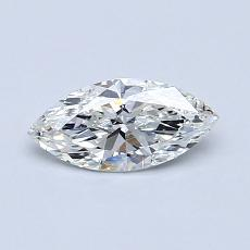 Recommended Stone #4: 0.50-Carat Marquise Cut