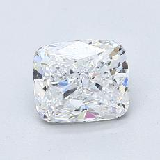 Recommended Stone #2: 1,21-Carat Cushion Cut Diamond