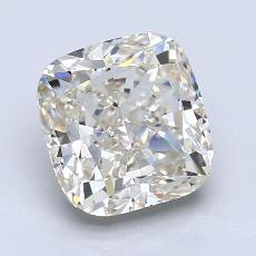 推薦鑽石 #2: 3.33 克拉墊形切割
