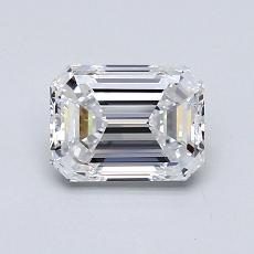 Recommended Stone #4: 1,01-Carat Emerald Cut Diamond