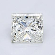 Recommended Stone #2: 1.23-Carat Princess Cut Diamond