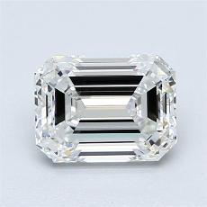 1.51 Carat 绿宝石 Diamond 非常好 F VVS1
