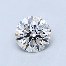Recommended Stone #4: 0.80-Carat Round Cut Diamond