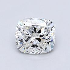 1.01 Carat 垫形 Diamond 非常好 G VVS2