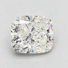 推荐宝石 4:1.40 克拉垫形钻石