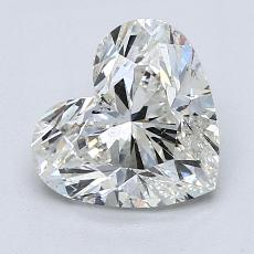 Recommended Stone #3: 2.00-Carat Heart Cut Diamond