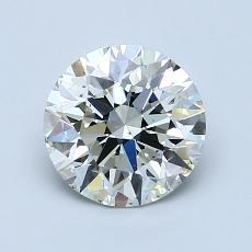 Target Stone: 1.25-Carat Round Cut Diamond