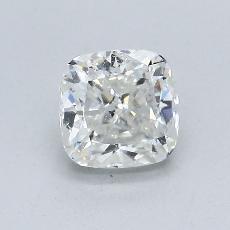 1.01 Carat クッション Diamond ベリーグッド I VVS2