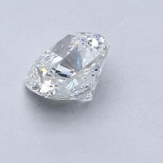推荐宝石 2:0.91 克拉垫形钻石