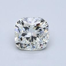 1.00-Carat Cushion Diamond ASTOR I SI1