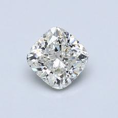 Target Stone: 0.61-Carat Cushion Cut Diamond