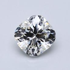 Recommended Stone #3: 1,05-Carat Cushion Cut Diamond