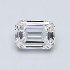 Recommended Stone #3: 0.81-Carat Emerald Cut Diamond