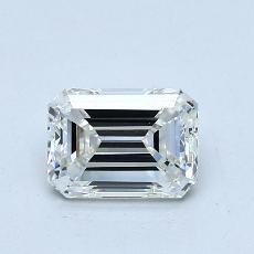 1.00 Carat 綠寶石 Diamond 非常好 I VS1