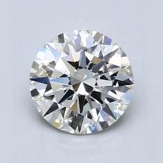 1.03-Carat Round Diamond Ideal G VS1