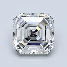 オススメの石No.2:1.51カラットのアッシャーカットダイヤモンド