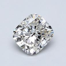 Target Stone: 1.00-Carat Cushion Cut Diamond