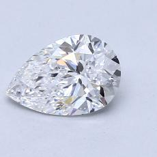 Recommended Stone #4: 1.01-Carat Pear Shaped