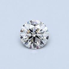 Target Stone: 0.31-Carat Round Cut Diamond