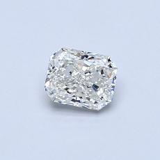 Target Stone: 0.41-Carat Radiant Cut Diamond