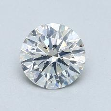 1.01 Carat Redondo Diamond Ideal G SI2
