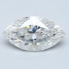 2.02-Carat Marquise Diamond Good G SI2