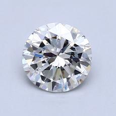 1,02-Carat Round Diamond Good I SI1