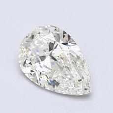 推薦鑽石 #2: 0.90 克拉梨形鑽石