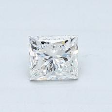 Target Stone: 0.45-Carat Princess Cut Diamond