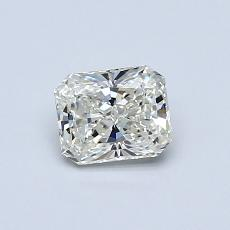 Recommended Stone #3: 0.55-Carat Radiant Cut Diamond