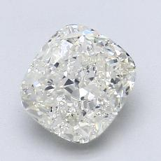 推薦鑽石 #2: 2.16 Carat Cushion Cut