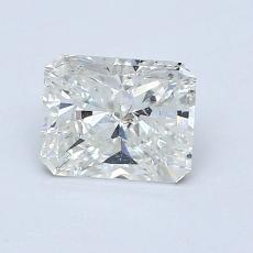 Recommended Stone #4: 0,91-Carat Radiant Cut Diamond