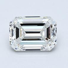 Target Stone: 1.51-Carat Emerald Cut Diamond
